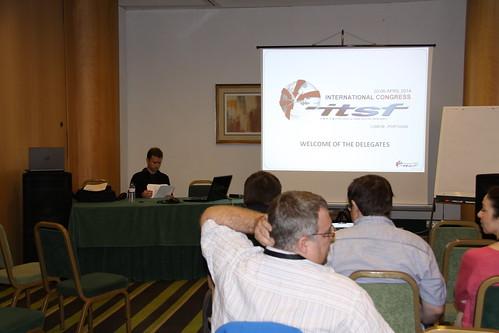 Fotos do Congresso ITSF em Portugal 033