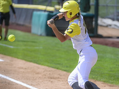 Oregon Ducks Softball - Courtney Ceo (acase1968) Tags: sports oregon lens photography nikon university womens softball nikkor ncaa f4 uofo vr d600 200400mm pac12