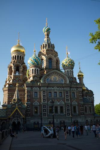 Saviour on the Spilled Blood Cathedral/  ©  Still ePsiLoN
