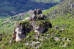 Rocher de Capluc (ijmd) Tags: france landscape paysage gorgesdelajonte peyreleau lerozier caussenoir