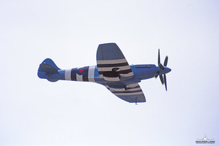 Spitfire PR XIX Planes of Fame May 2004