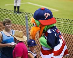 Danville Braves v Princeton Rays (tonyadcockphotos) Tags: virginia unitedstates baseball fireworks danville milb danvillebraves danvilleva