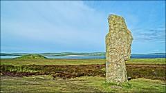Ring of Brodgar (tor-falke) Tags: history stone landscape islands scotland orkney flickr sony scottish pay scotch dslr paysage landschaft schottland ringofbrodgar geschichte écosse schottisch scotlandtour schottlandtour sonyalpha scotlandtours alpha58 torfalke flickrtorfalke schottlandreise2015