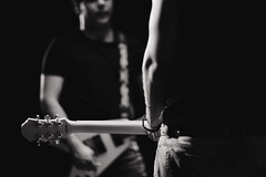 Play (Rollingstone16) Tags: canon blackwhite dubai song guitars 85mm sharjah underdog expermental