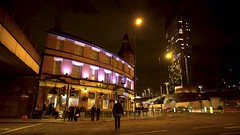 City Road (nickcoates74) Tags: explored manchester manchesteratnight cityroad pub whitworthstreet beethamtower sony a6000 ilce6000 samyang 12mm 12mmf20 night explore