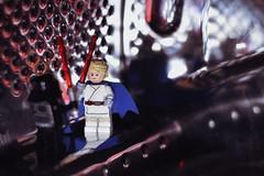 Duel (nicolaspetit7878) Tags: color couleur toys jouet personnages scène nikon duel cinématique combat starwars sabreslaser darkvador sabrelaser jedi lego