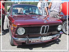 BMW 2002 Ti (v8dub) Tags: bmw 2002 ti schweiz suisse switzerland bleienbach german pkw voiture car wagen worldcars auto automobile automotive youngtimer old oldtimer oldcar klassik classic collector