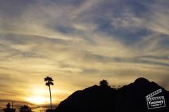 Sunset In The Valley Of The Sun (danieltwomey) Tags: arizona az baseball giants old scottsdale set spring sun sunset town training