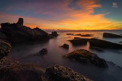 COLORFUL SKY at Pantai Melasti (Jose Hamra Images) Tags: tanahlot melasti melastibeach bali denpasar indonesia sunset sunrise seascape ss landscape longexposure