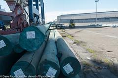 Pier 96 Zaccor Demolition 3-2017 (daver6sf@yahoo.com) Tags: pier96 p96 portofsanfrancisco salvage piles containercrane