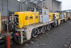 Abandoned (Dave McDigital) Tags: yorkshireengine janus applebyfrodingham industrialrailway industriallocomotive scunthorpe steelworks britishsteel