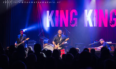 King King & support Sean Webster Band