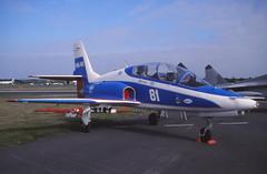 MiG-AT Advanced Trainer (Pentakrom) Tags: sbac farnborough 1996 mikoyan migat advanced trainer