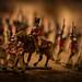 In Between_Infantry & War Horse between lines (Iván Barroso) Tags: macro mondays