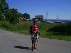 Vandring Kalmarsundsleden 2014