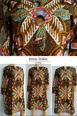New Arrival!! Original Batik Pekalongan Indonesia  ✔Limited Edition ✔Available on store  DRES TRIKOT  Material : Katun Primis+furing press Size        : S Color      : on model Price      : IDR 380k  Contact & Online Order : ☎Phone/Line/w.a/Telegram +6289 (indahjaya_batik) Tags: trendbatik batikindonesia batikupdate bajubatik ijbatik batikpekalongan batik batikhalus blouse kainbatik blus batikjourney blustrikot dressbatik busanabatik dress
