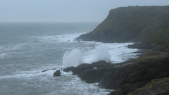 170225 Stormy Weather Waterford Coast  (04) (pghcork) Tags: storms stormyseas waves winter waterford coast ireland dunmoreeast