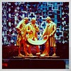 Boulton, Watt & Murdoch (firstnameunknown) Tags: camerabag camerabag2 birmingham centenarysquare bronze gildedbronze gold golden sculpture statue mattheboulton jameswatt williammurdoch williambloye raymondforbeskings thegoldenboys thecarpetsalesmen