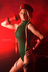 Cammy White - Street Fighter (milenavigo) Tags: cammy white streetfighter cammywhite cosplayer videogame capcom cosplay