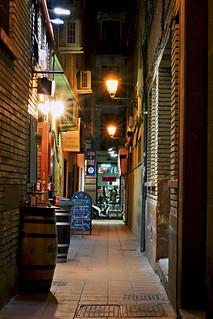 Hidden streets