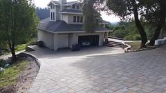 Krebs_Taylor_Santa Cruz (bdlmarketing) Tags: krebs taylor santacruz landscape hardscape pavers paverstones belgard cambridgecobble victorian driveway retainingwall