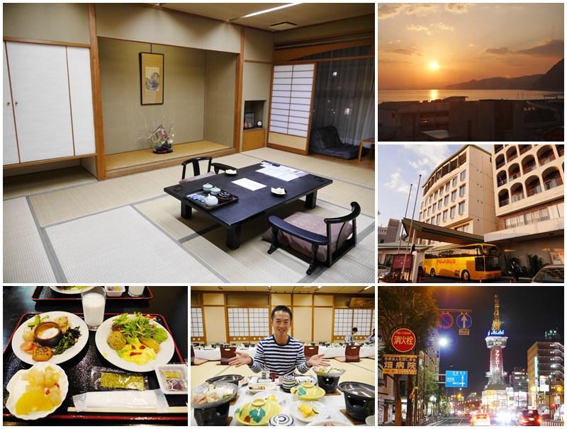 九州別府住宿.溫泉.新鶴田飯店.Hotel-New-Tsuruta.晚餐page
