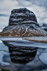 Reflections of a mountain (Nicola Demegni) Tags: 2017 islanda iceland nicolademegni landscape naturephotography nikonphotography nikonitalia natgeo