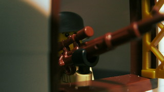 Lego WWII Chinese Sniper