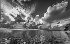 I love clouds (hank photography) Tags: southatol jpargeter 2017 hankphotography nikon d750 nikond750 copyright©2017johnpargeter male maldives embudu cloud clouds storm stormclouds ocean sea water sky bw monochrome blackandwhite earth planet nikkor ngc