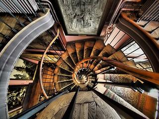 Gustave Morea Staircase