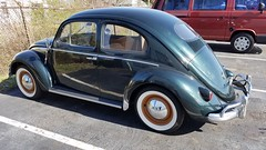 Classic Bug from the 50s (marada) Tags: vw bug 57 volkswagon beatle classic