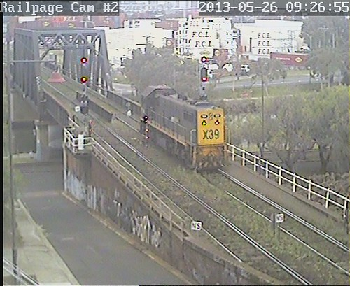 Bunbury Street Railcam #2