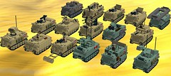 M113 Corps (Florida Shoooter) Tags: lego ldd m113 m113variants