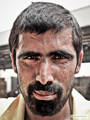 P7281880_Edit (Omar Reda) Tags: african closeup extreme face poor poverty saudiarabia vegetable arab asian beard desaturated details drama expression eyes frown indian international ksa moustache nationality old portrait sad saudiaarabia scar suffer worker