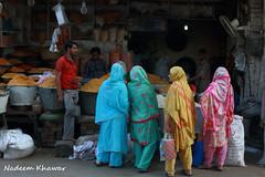 Streets of Lahore. (Nadeem Khawar.) Tags: pakistan streets town punjab lahore gettyimagesmiddleeast