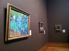 Getty Museum (ElementaryPenguin) Tags: california art museum painting vangogh jpaulgettymuseum