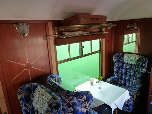 Bar car saloon used for Meerkats TV Ad