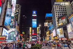 Times Square (Jiahui Huang) Tags: newyorkcity night manhattan broadway stockmarket