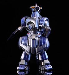 Mogera (odeean) Tags: toy robot godzilla figure kaiju mech bandai mogera moguera odeean shmonsterarts