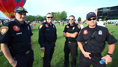 Provo Paramedics (grendelschlumpf) Tags: balloons utah uniforms firemen paramedics badges july4th independenceday firefighters provo utahcounty freedomfestival hotairbaloons firstresponders americasfreedomfestival