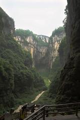 Tianlong Bridge (DietzCL) Tags: china skydragon threenaturalbridges wulongkarstnationalgeologypark