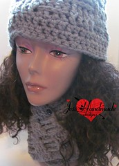 "Crochet basketweave hat set • <a style=""font-size:0.8em;"" href=""http://www.flickr.com/photos/66263733@N06/9406274842/"" target=""_blank"">View on Flickr</a>"