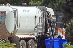 Garbage Truck (3) (Photo Nut 2011) Tags: california trash garbage junk sandiego waste refuse sanitation peterbilt garbagetruck trashtruck wastedisposal 815227