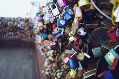 Locks of Love (erinkim.) Tags: love keys locks locksoflove namsan