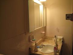 Before (Jen44) Tags: tile bathroom gut construction bath sink interior tub bathtub reno renovation remodel update washroom