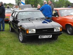 Ford Capri 2.0S - MDT 173P (Andy Reeve-Smith) Tags: uk ford capri bedfordshire luton stockwoodpark 2013 lutonfestivaloftransport