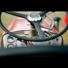 TRACTEUR PULLING,TANNAY,Hurlimann (OLDLENS24) Tags: lens ar 100mm 200 17 fujifilm konica 28 asa 18 et dimanche t4 août samedi hexanon 2013