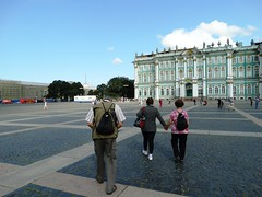 Palace Square (Letty*) Tags: travel family people stpetersburg europe russia museums palaces russiaandescandinavia