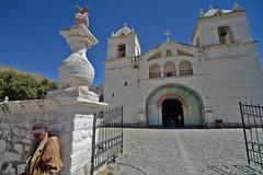 Iglesia (ggallice) Tags: mountains peru church del america south iglesia valle canyon andes arequipa colca gringotrail