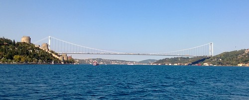 Faith Sultan Mehmet Bridge 苏丹穆罕默德大桥